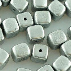 Cube Czech Beads